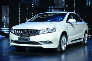 Geely Auto 3.0 Emgrand GT 2014