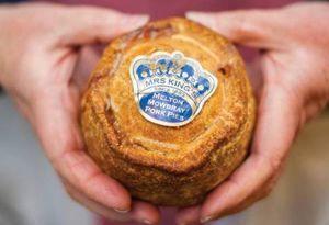 Mrs King's Melton Mowbray pies