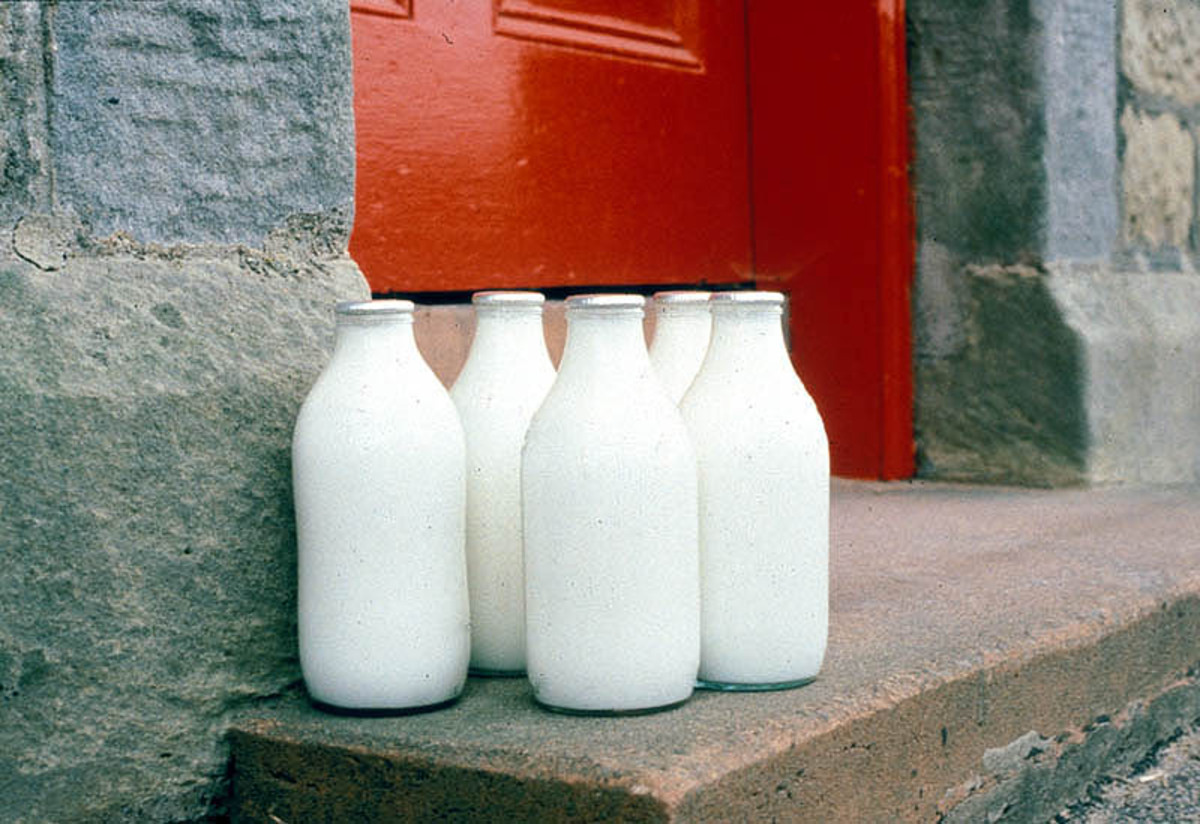 Milk in Global Markets