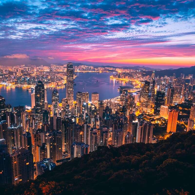 Hang Seng Tech - OTC listed constituents
